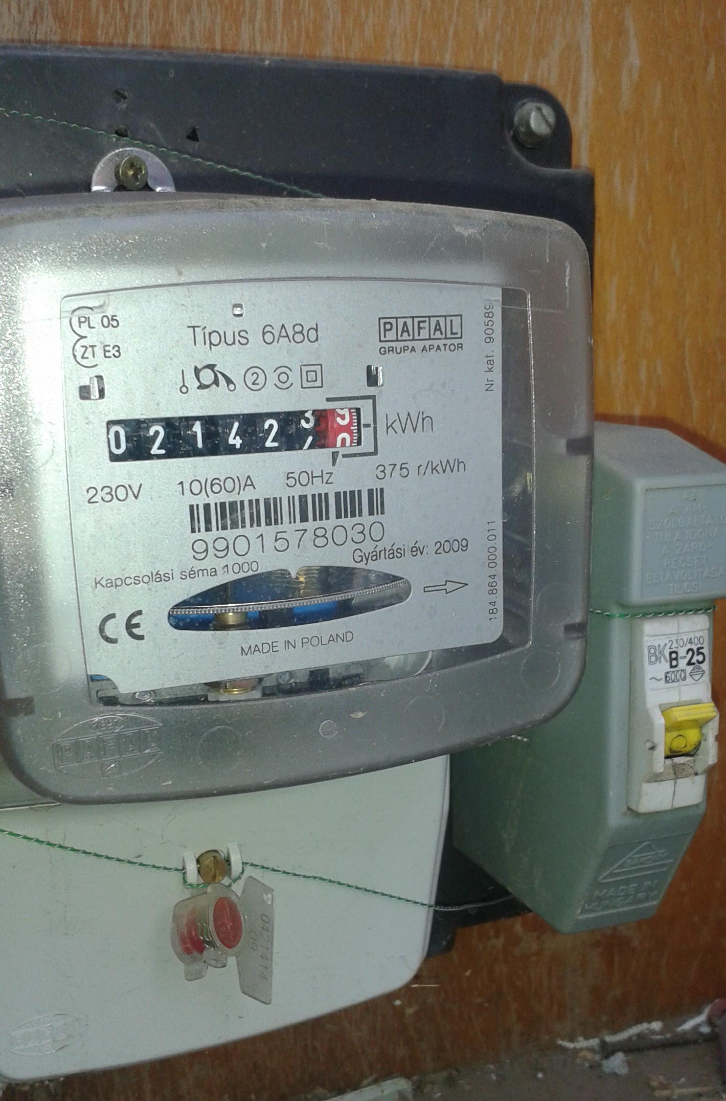 Mennyi áramot fogyaszt egy villanybojler?